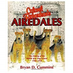 Colonel Richardsons Airedales