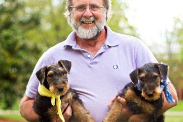 Bruce Jones airedale terrier breeder